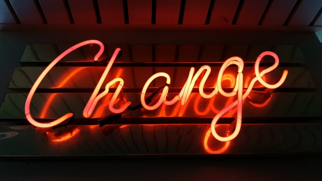Change(チェンジ)